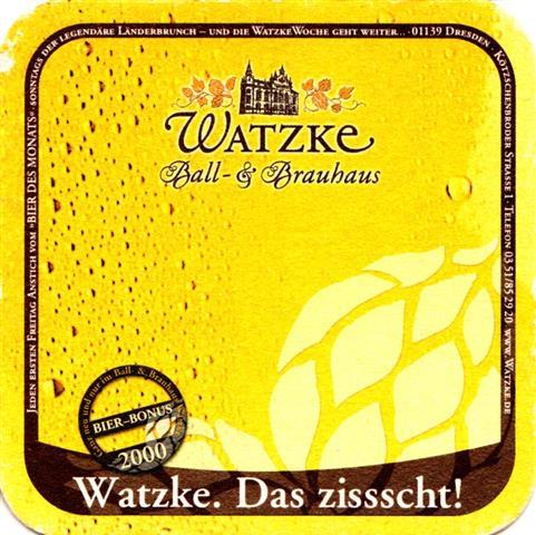 ball und brauhaus watzke